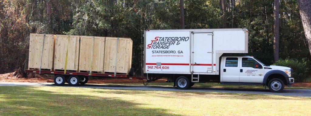 Statesboro Transfer and Storage - Local Moving